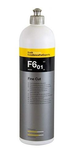 Imagen 1 de 1 de Koch Chemie F6 Compuesto Corte Medio De 250 Cc. Paso 2