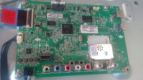 Placa Principal Tv Lg49 Polegadas