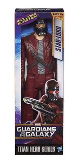 Star Lord Serie Titán Hero Guardians Of The Galaxy Hasbro