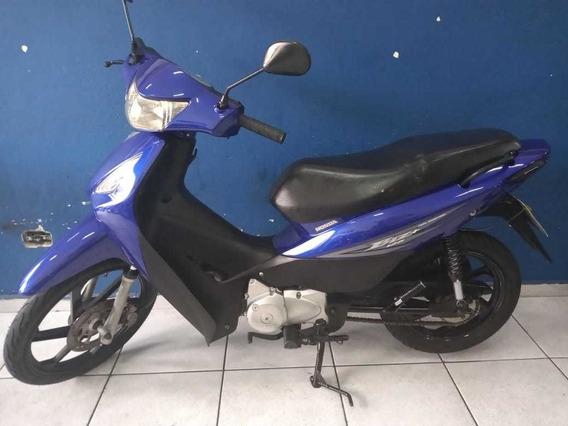 Biz Mais 125 Completa 2006 Ent 800 12 X 453 Rainha Motos