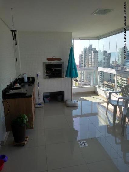 Apartamento Para Temporada Em Itapema, Meia Praia, 3 Suítes, 3 Banheiros, 2 Vagas - Bh1101_1-938824