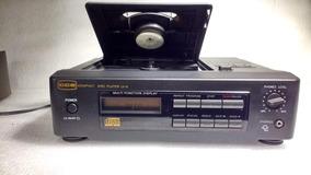 Raridade Em Foco Cce Modelo Lx-9 Cd Player 100% Funcional