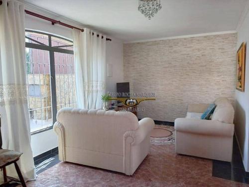 Imagem 1 de 21 de Sobrado Com 3 Dormitórios À Venda, 200 M² Por R$ 670.000,00 - Jardim Vila Formosa - São Paulo/sp - So1608