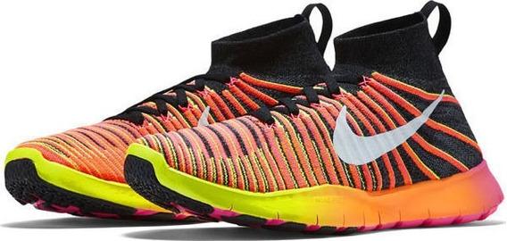 Tenis Nike Free Tr Force Flyknit - Nuevos 100%