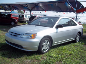 Honda Civic Ex Coupe At