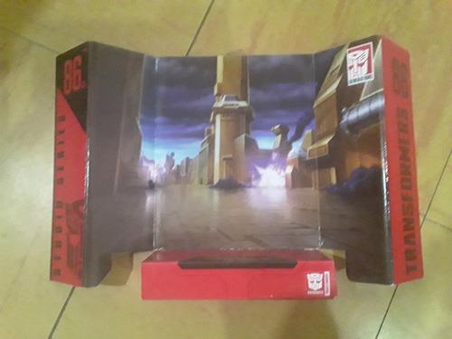 Diorama Transformers Blurr Ss86