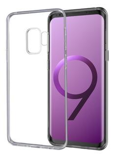 Capinha Silicone Ultra Fina Casca De Ovo Samsung S9 Sm-g9600