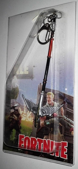 Fortnite Pico Imperial Llaveros Armas Metal 100 % 12 Cm