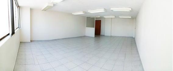 Rento Oficina Muy Iluminada En Col. Del Valle