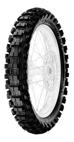 Cubierta 100 90 19 Pirelli Scorpion Midsoft Yz 125 Cr