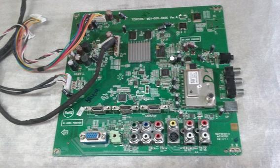 Placa Principal Aoc D32w931 Usada