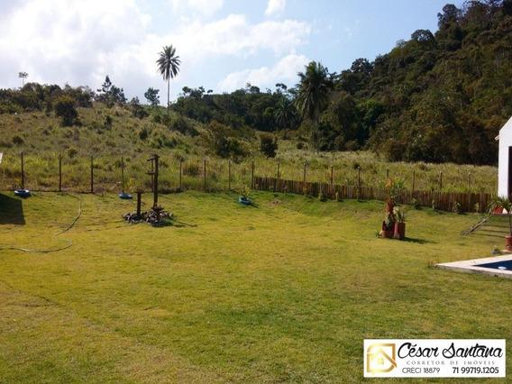 Sitio 30km De Salvador Sentido Feira Recém Construida - St00007 - 32826311