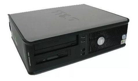 Cpu Dell 755 Core 2 Duo E6550hd Sata 160gb 2gb Ram
