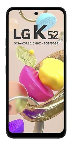 Celular Smartphone LG K52 Lmk420bmw 64gb Vermelho - Dual Chip