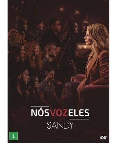 Dvd Sandy - Nós Voz Eles