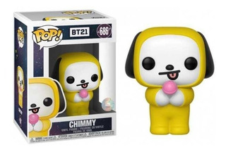 Bt21 Funko Pop Chimmy Con Holograma