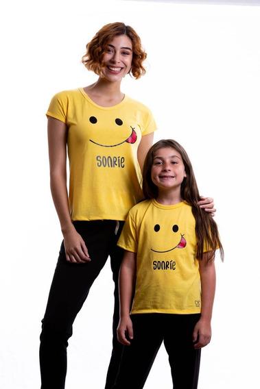 Pijamas Para Niñas Conjunto Franela Y Pantalon Paullinas