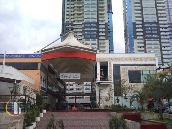 Sala Para Alugar, 48 M² Por R$ 1.800,00/mês - Continental - Osasco/sp - Sa0093