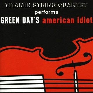 Vitamin String Quartet Realiza Green Days American Idiot