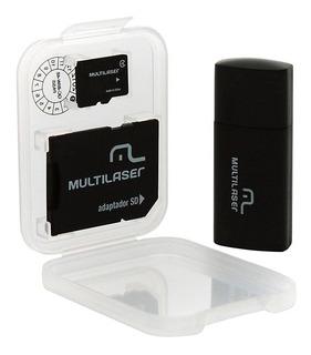 Cartão Micro Sd De Memória 64gb Pendrive Classe10 Original