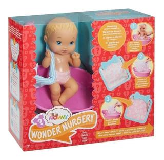 Muñeca Little Mommy Bebita Sorpresa Magicas, Wonder Nursery