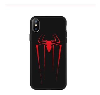 Protector Funda Spiderman iPhone 6plus/7/7plus/8/8plus