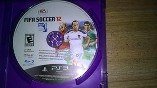 Fifa Soccer 12 - Ps3 -playstation 3