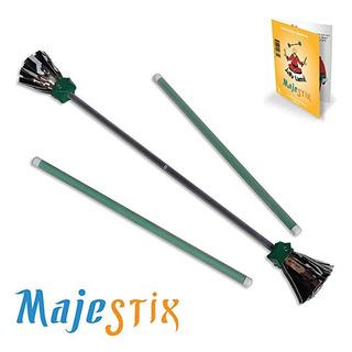 Negro Majestix Malabares Palillos Devil Sticks
