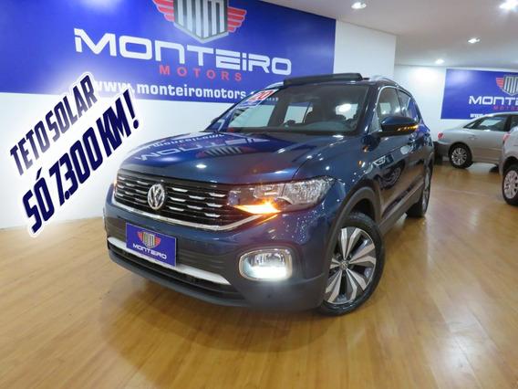Volkswagen T-cross 1.4 Highline Tsi Aut Top C/ Teto 7.300 Km