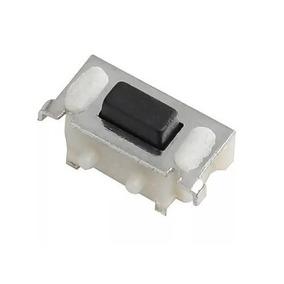 Botão Power Volume Tablet/ Gps/ Mp3/ Mp4- 4mm- 50 Peças