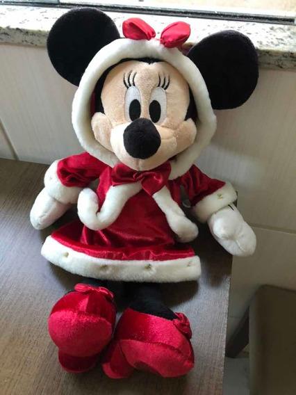 Minnie Especial De Natal Disney Store