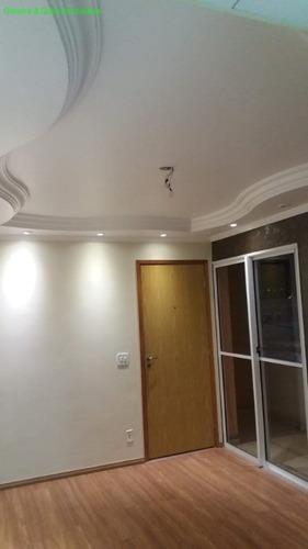 Imagem 1 de 24 de Apartamento No Centro De Cotia, Com 2 Dormitórios, Oportunidade! - Ap00004 - 32944119