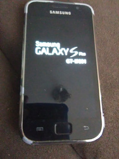 Celular Samsung Galaxy S Plus 9001