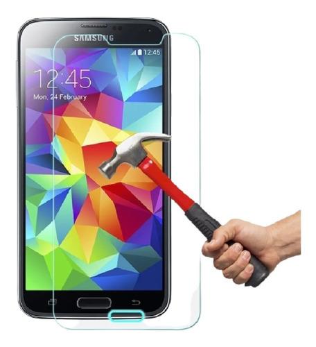 Protector En Vidrio Templado Pantalla Samsung Galaxy S5.