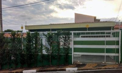 Casa Residencial À Venda, Vila Itália, Campinas. - Ca2907