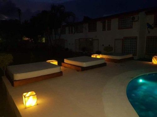 Casa Con Alberca Fraccionamiento Marquesa