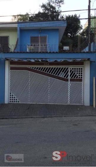 Sobrado Residencial À Venda, Vila Bela, São Paulo. - So0492
