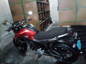 Moto Honda Cb-160f