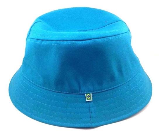 Chapéu Infantil Bucket Hat Várias Cores Para Ambos Sexos