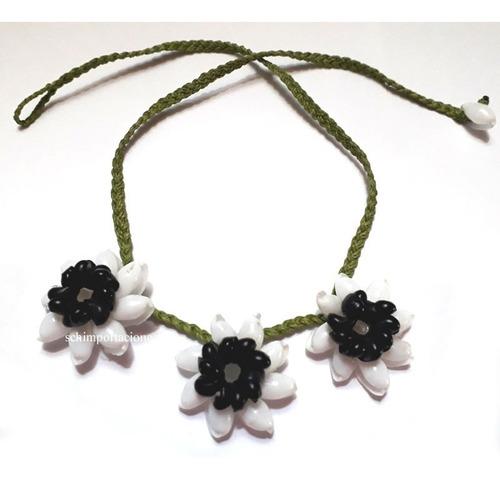 Collar Conchas Marinas - De Rapa Nui - Original - Exclusivo