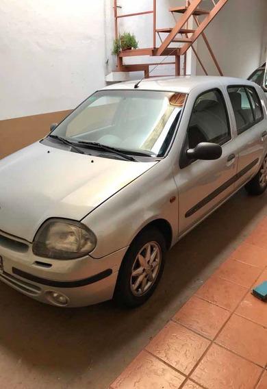 Renault Clio 2001 1.6 Rt Symbol