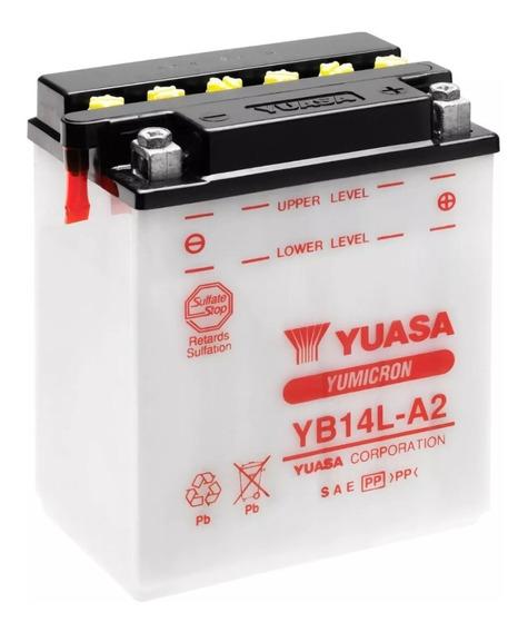 YAMAHA XTZ Super TEnErE 750 1998 BATERIA YUASA YB14L-A2