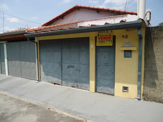 Casa Com 2 Dorms, Jardim Nova Esperança, Jacareí - R$ 250 Mil, Cod: 8706 - V8706