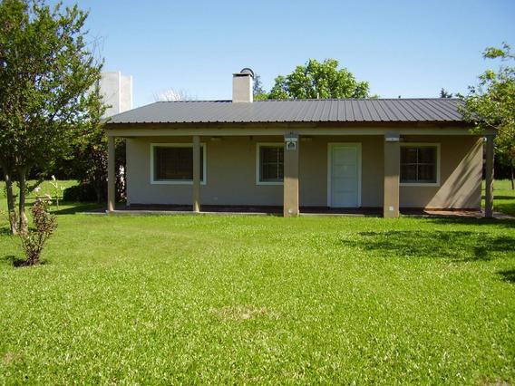 Alquiler Casa De Campo 4 Ambientes En Federación