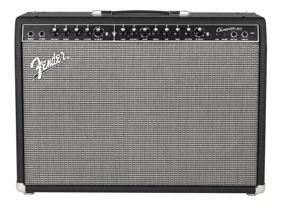 Amplificador Guit Fender Champion 100 2x12 / Open-toys 41 Ei
