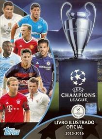 Figurinhas Champions League 2015/2016
