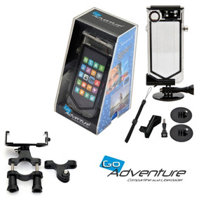 Estojo Gopro Go Adventure Para iPhone 4s