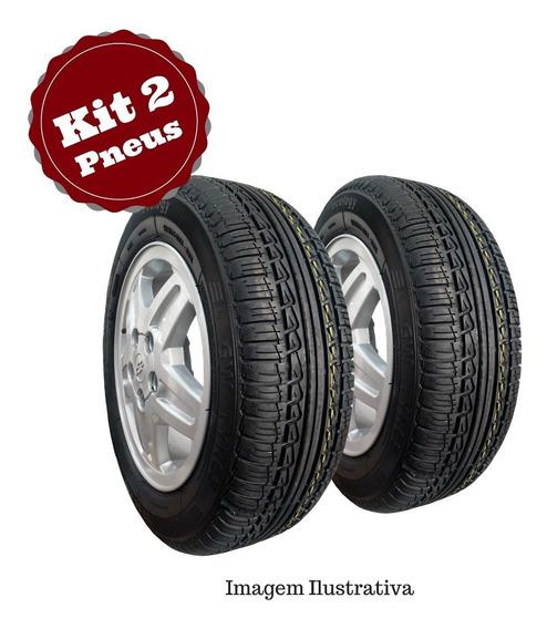 Kit 2 Pneu 185/65 R15 Gw Tyre Remold Frete Free
