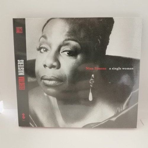 Nina Simone A Single Woman Cd Nuevo Eu Musicovinyl