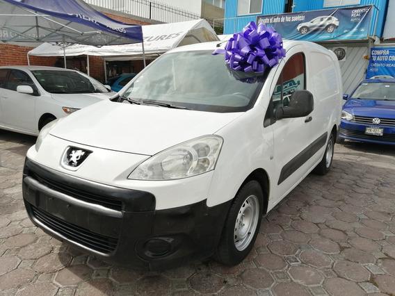 Peugeot Partner 1.6 Hdi Maxi Plus Mt 2012